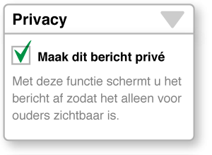 schoolwebsite-ouderportaal-privacy